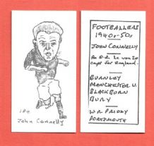 Manchester United John Connelly 184